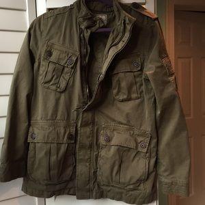 Lucky Brand Ventura Jacket Army Olive S